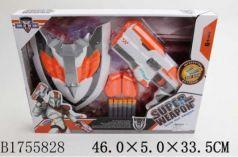 Оружие Shantou 922A оранжевый белый