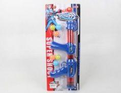 Оружие Shantou синий красный