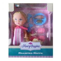 Кукла Mary Poppins Мегги с питомцем 9 см 451284