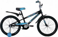 """Велосипед Novatrack """"Dodger"""" 20"""" черный"""