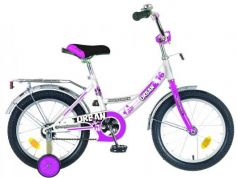 """Велосипед Novatrack Urban 16"""" белый 163URBAN.WT9"""