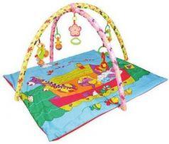 Коврик детский Команда , 95*100*56 см, дуги, игрушки, кор.