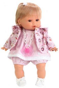 Кукла JUAN ANTONIO Ника 30 см плачущая