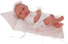 Кукла-младенец JUAN ANTONIO Эрика 33 см