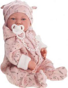 Кукла JUAN ANTONIO Алехандра в розовом 40 см