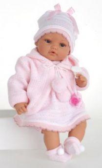 Кукла JUAN ANTONIO Иоланда плач 37 см плачущая