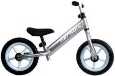 """Беговел ЛЕГКО, колеса 12"""", рама-вилка-руль Алюминиевые, покрышки EVA, пластиковые обода, стальная вилка, регулируемое по высоте седло и руль, вес 1.9"""