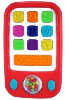 Погремушка SASSY Телефон светящаяся музыкальная