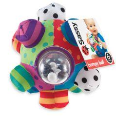 Погремушка SASSY Мяч