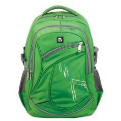 Рюкзак ручка для переноски BRAUBERG Пикник 30 л зеленый