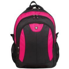 Рюкзак ручка для переноски BRAUBERG Пинк 24 л розовый черный