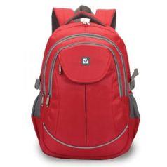Рюкзак ручка для переноски BRAUBERG Рассвет 30 л красный