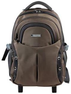 """Рюкзак ручка для переноски BRAUBERG Рюкзак для школы и офиса BRAUBERG """"Jax 1"""" 30 л черный коричневый"""