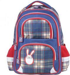 """Рюкзак BRAUBERG, с EVA спинкой, для учениц начальной школы, """"Кролик"""", 38х30х14 см, 226895"""