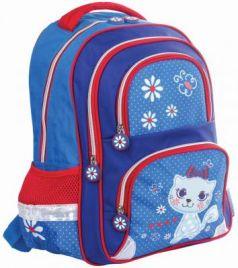 """Рюкзак BRAUBERG с EVA спинкой, для учениц начальной школы, """"Китти"""", 38х30х14 см, 226896"""