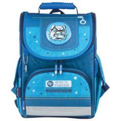 Ранец светоотражающие материалы Tiger Family Cool Dog 13 л голубой