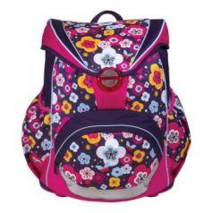 Рюкзак ортопедический Tiger Family Цветы 16 л розовый