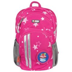 Рюкзак ортопедический Tiger Family 227040 12 л розовый