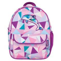Рюкзак для дошкольников TIGER FAMILY (ТАЙГЕР) Дельфин, 4 л, 29х24х10 см, 1754B