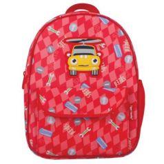 Рюкзак с усиленной спинкой Tiger Family 1754C 4 л красный