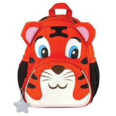Рюкзак ортопедический Tiger Family 227032 5 л оранжевый