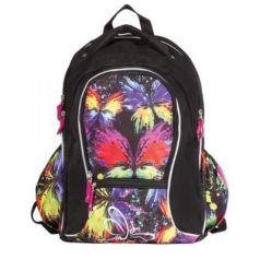 """Рюкзак ERICH KRAUSE для учениц средней школы, """"Neon"""", 21 литр, 44х33х15 см, 39378"""