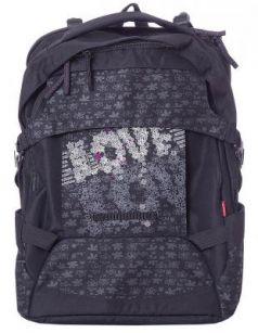 Городской рюкзак эргономический 4YOU Tight Fit Любовь 26 л разноцветный