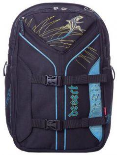 Городской рюкзак с уплотненной спинкой 4YOU Boomerang Кочевник в пустыне 30 л разноцветный