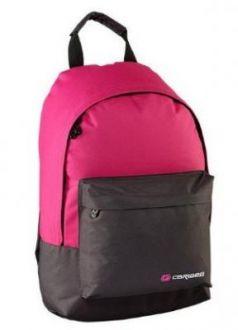 Городской рюкзак CARIBEE Campus 22 л розовый асфальт