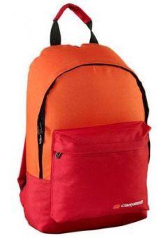 Городской рюкзак ручка для переноски CARIBEE CAMPUS 22 л красный оранжевый