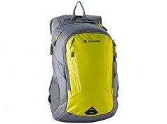 Городской рюкзак с анатомической спинкой CARIBEE DISRUPTION RFID 28 л лимонный серый