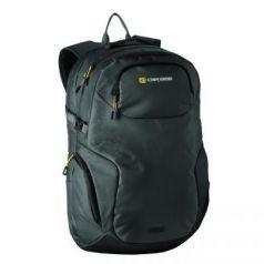 Городской рюкзак с анатомической спинкой CARIBEE Hudson Rfid 32 л черный