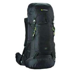 Рюкзак для путешествий дышащая спинка CARIBEE Tiger 75 л черный