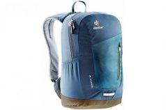 Городской рюкзак с анатомической спинкой Deuter StepOut 12 л темно-синий
