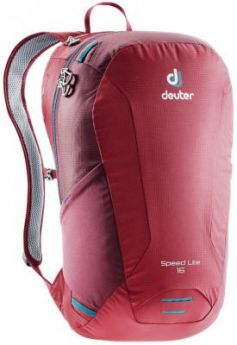 РЮКЗАК DEUTER SPEED LITE 16 КЛЮКВЕННЫЙ