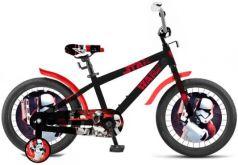 """Велосипед Disney Star Wars 18"""" черно-красный ВН18100"""