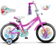 """Велосипед Disney Принцесса 18"""" розовый ВН18104"""