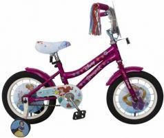 """Велосипед Disney Принцесса 14"""" розовый ВН14182"""