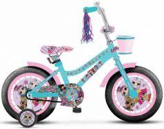 """Велосипед Navigator LOL 14"""" голубой ВН14187"""
