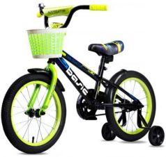 """Велосипед Navigator BASIC 16"""" разноцветный ВН16132"""