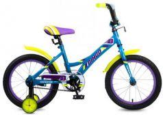 """Велосипед Navigator Bingo 16"""" фиолетово-голубой ВМ16138"""
