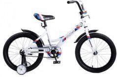 """Велосипед Navigator Bingo 18"""" белый ВМ18101"""