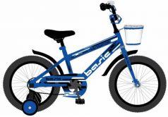 "Велосипед Navigator BASIC 18"" синий ВН18097"