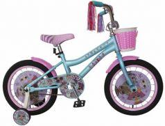 """Велосипед Navigator LOL 18"""" голубой-розовый ВН18106"""