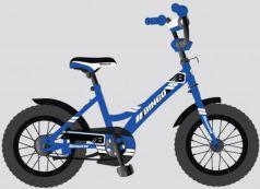 """Велосипед Navigator BINGO 20"""" синий ВН20188"""