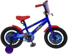 """Велосипед MARVEL Человек-Паук 14"""" сине-красный ВН14185"""
