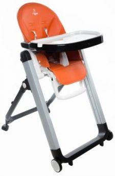 Стульчик для кормления Lepre Fiesta (orange)
