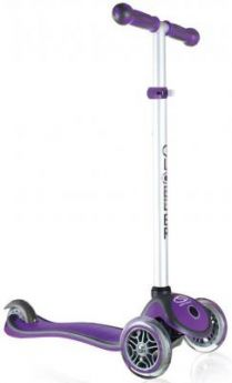 Самокат Globber Primo Plus 440-103-2 121/80 мм фиолетовый