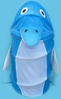 """Корзина для игрушек """"Дельфин"""", 38*45 см"""