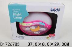 Детский ночник с мелодиями, в/к 37*8*29 см